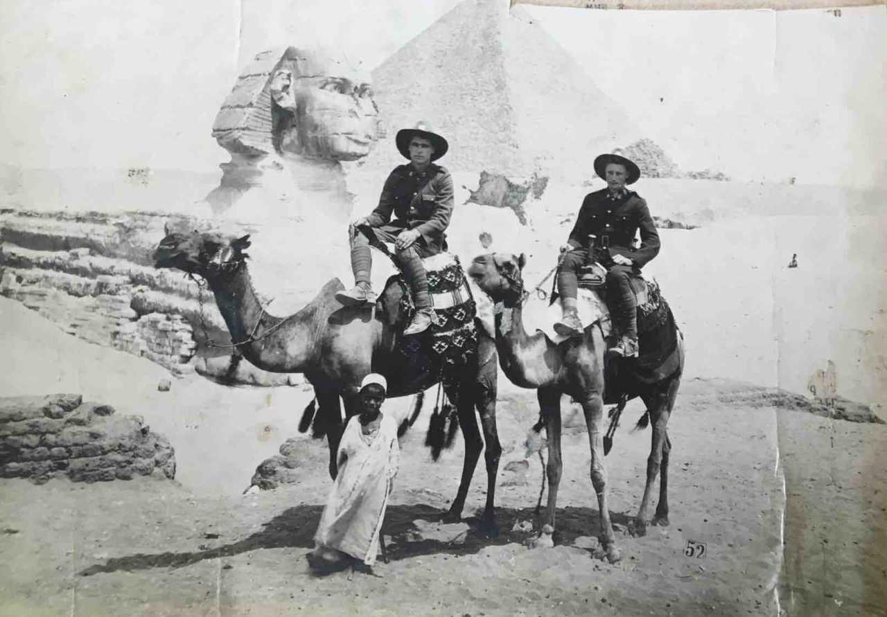 Londrigan Family History