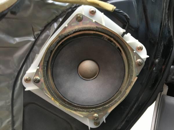 Delica front door speaker replacement