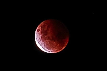 Total Lunar Eclipse 2021
