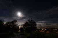 Moonlit Farm