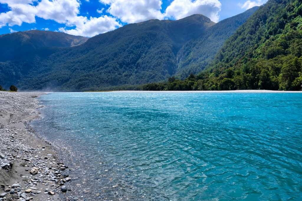 Hokitika to Queenstown